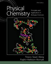 Physical Chemistry: Principles and Applications in Biological Sciences Plus Mastering Chemistry with Pearson eText -- Access Card Package (5th Edition)