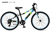 Guardian Lightweight Kids Bike 24 Inch, Safe Patented SureStop Brake...