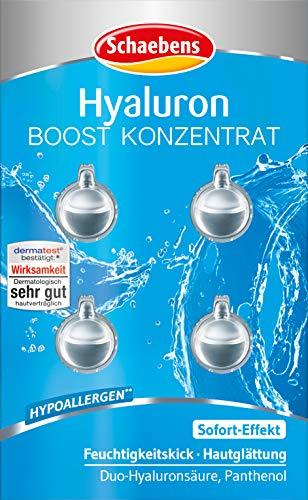 Schaebens Hyaluron Boost Konzentrat, 6er Pack (6 x 4 Stück)