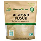 Nature's Eats Blanched Almond Flour, 48 Ounce