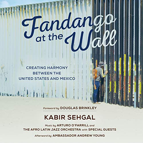 Fandango at the Wall audiobook cover art
