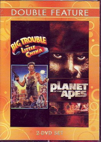 Double Feature: Big Trouble in Little China & Planet of the Apes