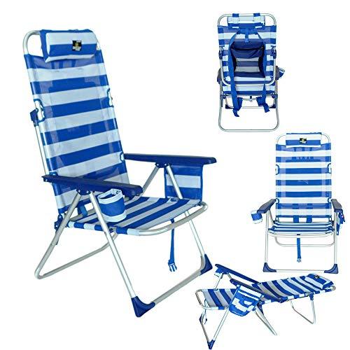 CREVICOSTA Prestige Silla, Azul Marinero