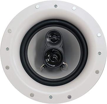 White, Renewed Acoustic Audio by Goldwood CSic84 Frameless 8 in ...