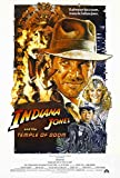 Close Up Indiana Jones Poster (68cm x 101cm)