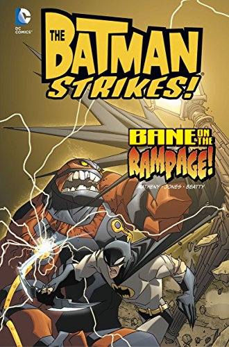 Joker's Wild! (Batman Strikes!) by Bill Matheny (13-Feb-2014) Library Binding