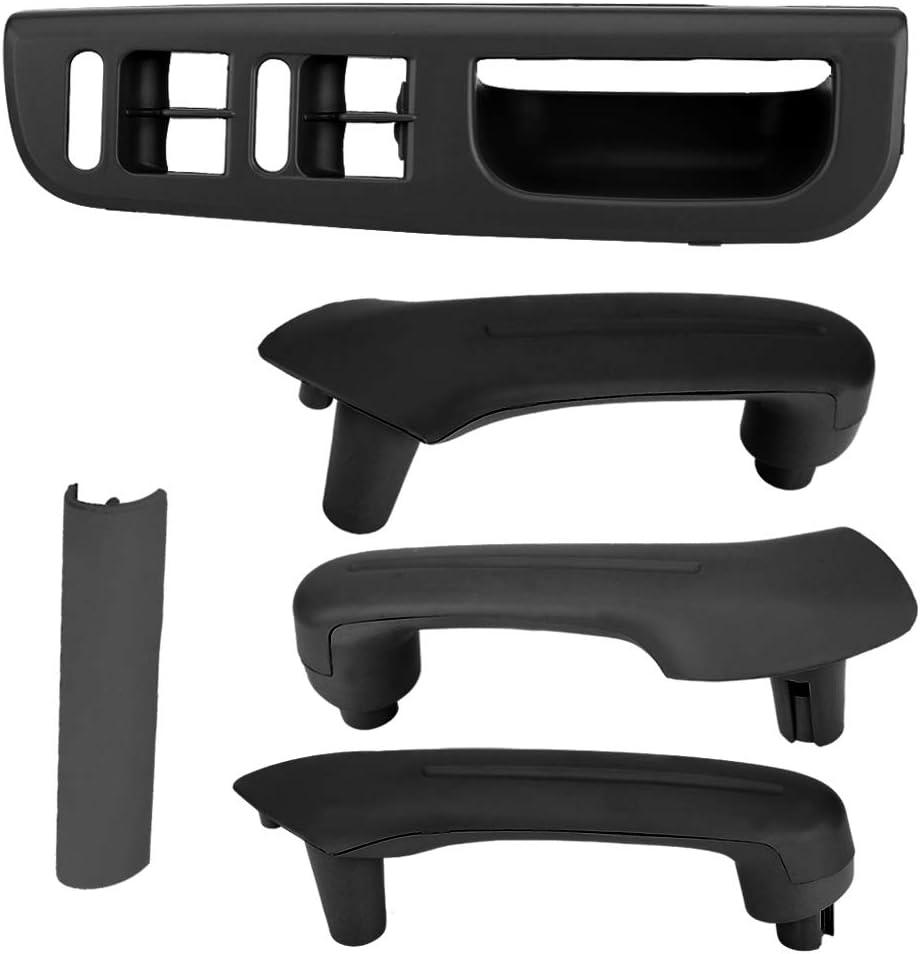 5 popular Sale SALE% OFF Keenso Window Switch Panel Bezel Door Handle Grab with Interior