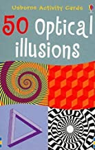 50 Optical Illusions (Usborne Activity Cards) by Usborne Books,Not Available (Na) (2010) Paperback