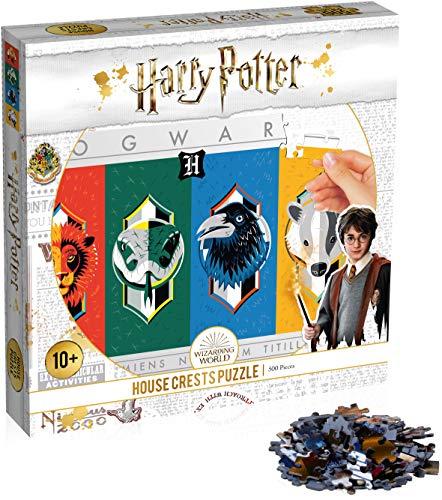 Puzzle Harry Potter House Crest 500 Piezas (WM00369 ML1 6)