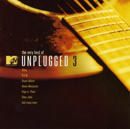 Best Of MTV Unplugged Vol. 3  [CD + DVD]
