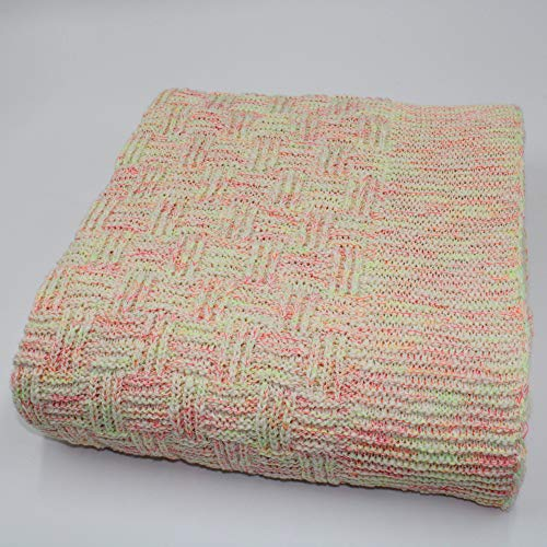 BARROW PLAIDS Manta Sofa Estampada Fluor 130x170 cm
