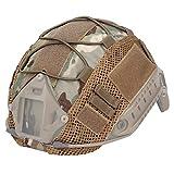 Funda táctica para casco Ops-Core Fast PJ (casco no incluido).