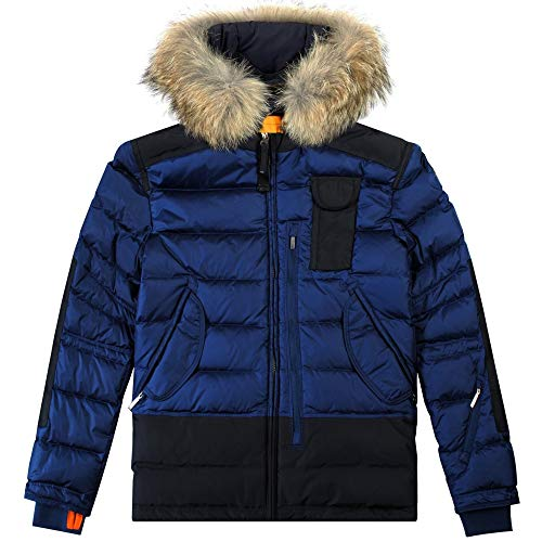 Parajumpers Maestro di Sci Jacket Young Small Blue
