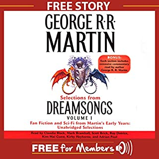 With Morning Comes Mistfall: Free Story                   By:                                                                                                                                 George R. R. Martin                               Narrated by:                                                                                                                                 Claudia Black                      Length: 40 mins     1,179 ratings     Overall 3.6
