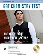 GRE Chemistry w/CD-ROM 4th Ed. (GRE Test Preparation)