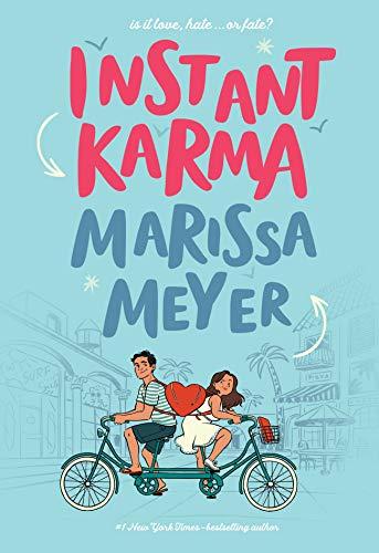 Instant Karma -  Meyer, Marissa, Hardcover