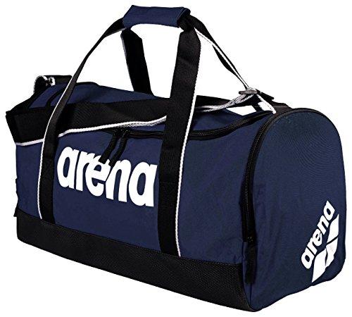 Arena Spiky 2 Medium, Borsa Nuoto Sportiva da 32 Litri Unisex Adulto, Blu (Navy Team), Taglia Unica