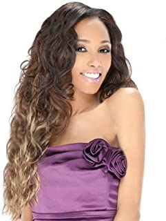 Outre Premium Purple Pack 100% Human Hair Blend Weave MALAYSIAN WAVE MULTI 5 (DR425)