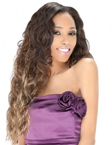 Outre Premium Purple Pack 100% Human Hair Blend Weave MALAYSIAN WAVE MULTI 5 (DR2730)