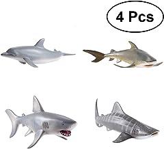 Bullyland 67410 Spielfigur, Weißer Hai, ca. 16 cm groß