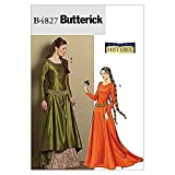 BUTTERICK Patterns B4827AA0 - Plantilla de Costura