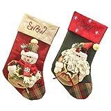 Decoración De Bolsa De Regalo De Árbol De Navidad Calcetines De Caramelo De Muñeco De Nieve Navideño Bolsa De Manzana Santa Claus Colgante Creativo De Acción De Gracias