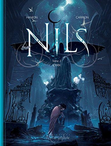 Nils T02 : Cyan (French Edition)