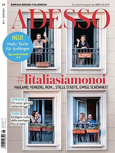 "Adesso - Italienisch lernen 6/2020 \""Italiasiamonoi\"""