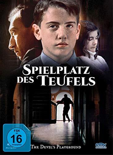 Spielplatz des Teufels - Limitiertes Mediabook (Cover A) (+ DVD) [Blu-ray]