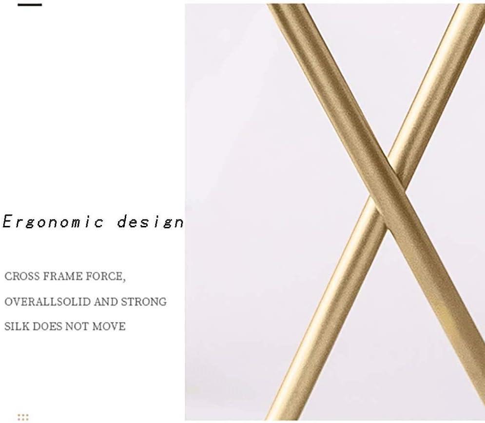XLEVE Nordic Simple Coiffeuse Tabouret De Maquillage De Mode Tabourets Ins Chaussures Banc Dressing Chaise Maison Creative Petits Tabourets (Color : A) C