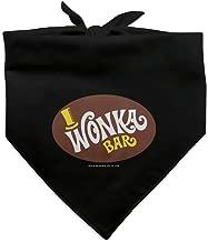 GRAPHICS & MORE Willy Wonka and The Chocolate Factory Wonka Bar Logo Dog Pet Bandana