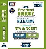 ERRORLESS BIOLOGY NEET/AIIMS - 2020 by Universal Books (Set of 2 Volume), NTA