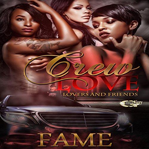 Crew Love audiobook cover art