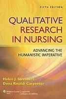 Qualitative Research in Nursing