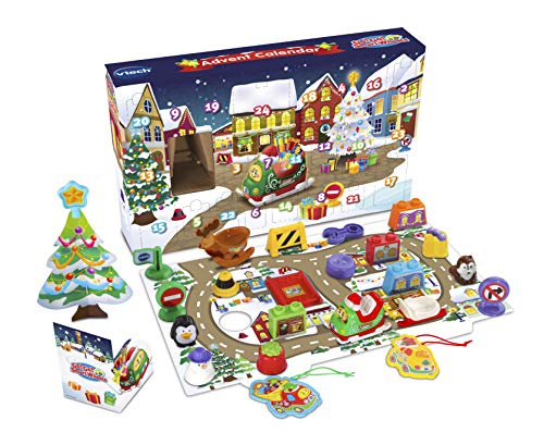 Toot-Toot Drivers Advent Calendrier - Multicolore
