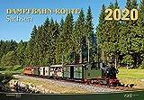 Dampfbahn-Route Sachsen 2020: Kalender 2020 - VG-Bahn