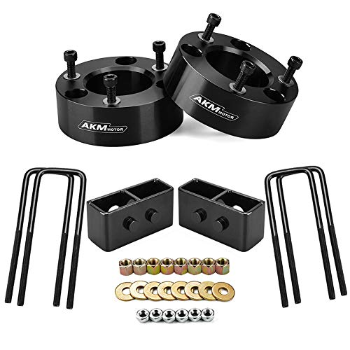 "AKM F150 Lift Kit 3"" Front and 2"" Rear Leveling Lift Kit for 2004-2018 Ford F150 4WD 2WD"