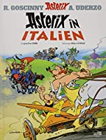 Asterix in German: Asterix in Italien