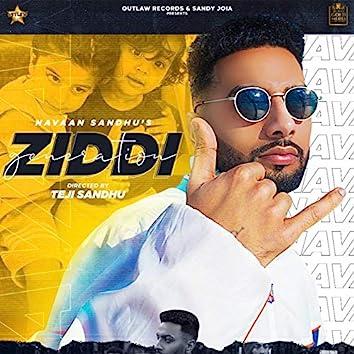 Ziddi Generation (feat. Teji Sandhu)