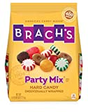 Brach's Party Mix Individually Wrapped Hard Candies Variety Pack, 5 Pound Bulk Candy Bag