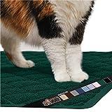 Gorilla Grip Original Premium Durable Cat Litter Mat, 35x23, XL Jumbo, No Phthalate, Water Resistant, Traps...