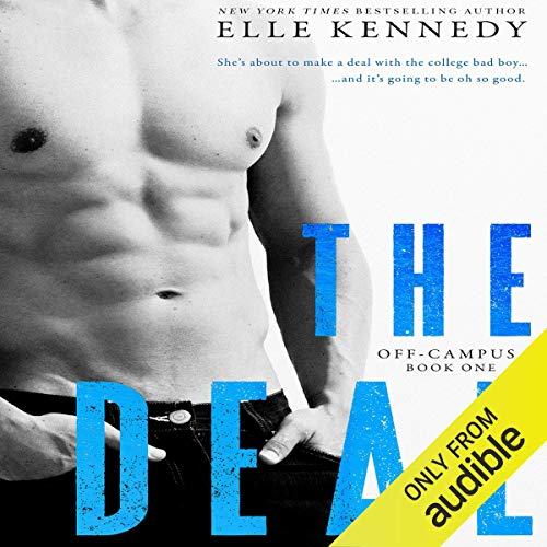 The Deal                   By:                                                                                                                                 Elle Kennedy                               Narrated by:                                                                                                                                 Lorelei Avalon                      Length: 12 hrs and 53 mins     48 ratings     Overall 4.4