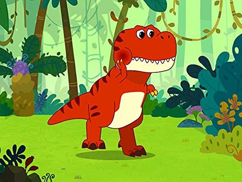 ティラノサウルスのむしば