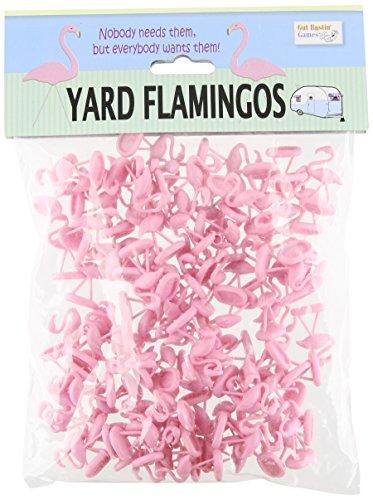 Yard Flamingo Miniatures