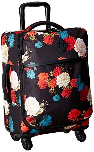 Herschel Highland Softside Spinner, Vintage Floral Black, 36.0L/21.5-Inch