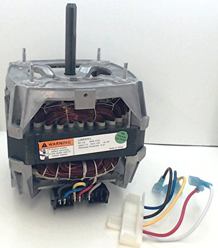 Price comparison product image Supco Washing Machine Motor for Whirlpool AP4010201 PS2003768 12002351,  201805,  2-1805