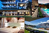 Reiseschein - 4 días de vacaciones de bienestar en el jardín en 4*S Hotel Casa Barca en Malcesine - Vale de hotel Gutschein Gutschein breve urlaub viaje regalo