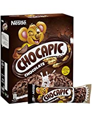 قطعة مستطيلة من حبوب الافطار بالشوكولاتة تشوكابيك من نستله 25 غرام (6 قطع مستطيلة)