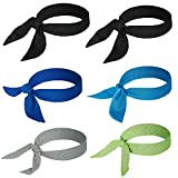Instant Chill Head Tie Cooling Headbands for...