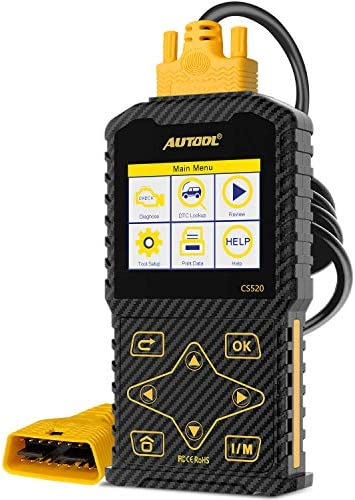 AUTOOL OBD2 Scanner Universal Check Engine Car Code Reader Auto OBDII CAN Diagnostic Scan Tool product image